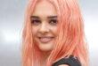 Золотистый персик — самый модный цвет волос наступившего сезона